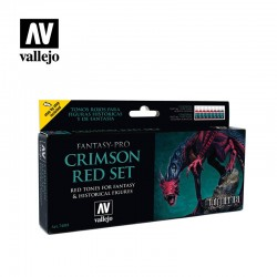 Crimson Red Set
