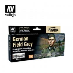 German Field Grey Set