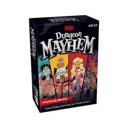 Dungeon Mayhem Dungeons & Dragons Card Game
