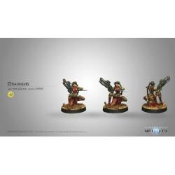 Odalisques (Spitfire) (Discontinued and Rare Sculpt)