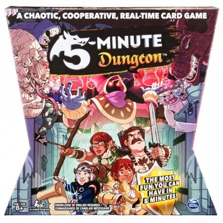 5 – Minute Dungeon Fun Card Game