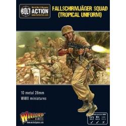 Fallschirmjager squad (tropical Uniform)