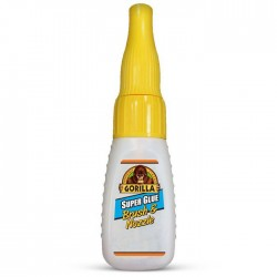 Gorilla Super Glue Brush and Nozzle 10g