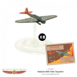 Nakajima B5N 'Kate' Squadron