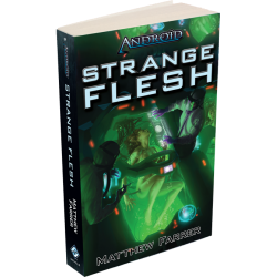 Strange Flesh - Android Novel