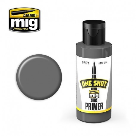 One Shot Primer - Grey