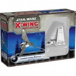 X-Wing Miniatures - Lambda-class Shuttle Expansion Pack