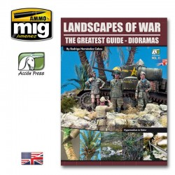 Landscapes of War: The Greatest Guide - Dioramas Vol 2 - Rural Environments (English)