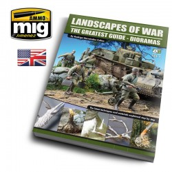 Landscapes of War: The Greatest Guide - Dioramas Vol 1 (English)