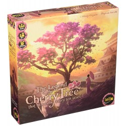 Legend of the Cherry Tree That Blossoms Every Ten Years