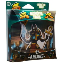 King of Tokyo and King of New York: Anubis Monster Pack