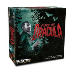 Fury of Dracula 4th Edition (Wizkids)