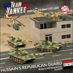 Hussain's Republican Guard
