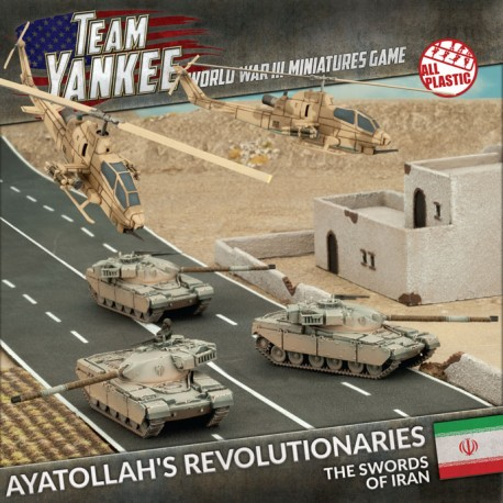 Ayatollah's Revolutionary Guard