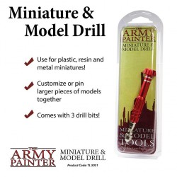 Miniature and Model Drill