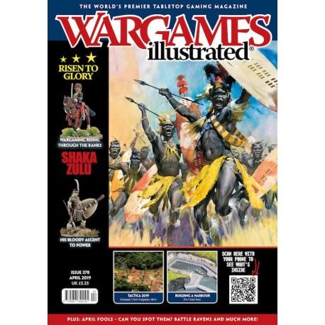 Wargames Illustrated April 2019