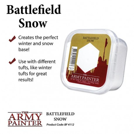 Battlefields - Snow (150 ml)