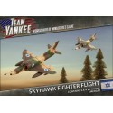 Skyhawk Fighter Flight