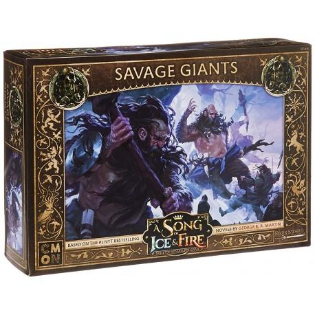 Savage Giants