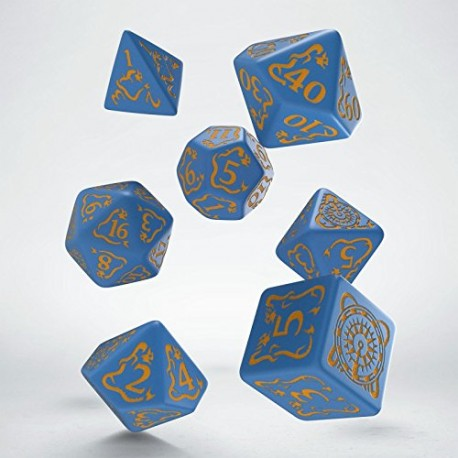 Ruins of Azlant Dice Set 7