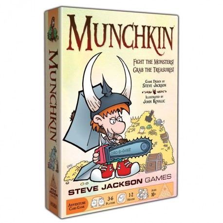 Munchkin (Mass Market Edition)
