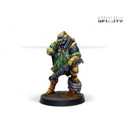 Zhencha, Armored Reconnaissance Regiment (Hacker)