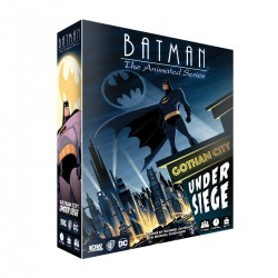 Batman: The Animated Series - Gothem City Under Siege