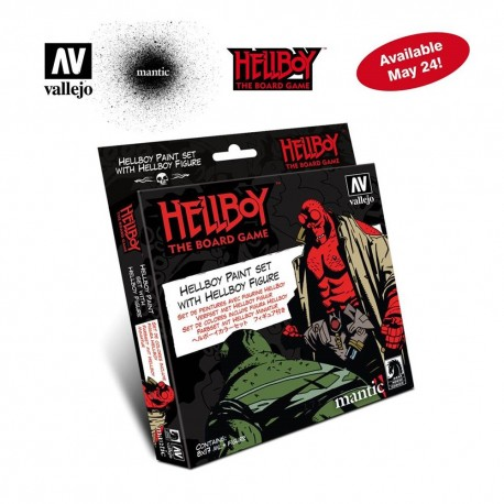 Hellbox Paint Set Vallejo