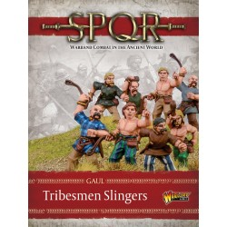 Gaul - Tribesmen Slingers