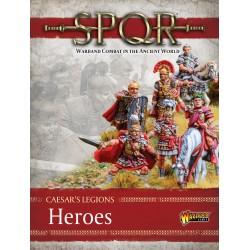 Caesar's Legions - Heroes