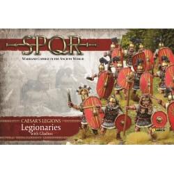 Caesar's Legions - Legionaries with gladius & sling