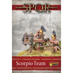 Caesar's Legions - Scorpion team