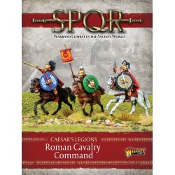 Caesar's Legions - Roman Cavalry command
