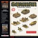 German Starter Force Panzer Kampfgruppe