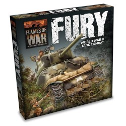 Flames of War: Fury