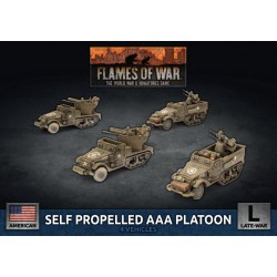 Self Propelled AAA Platoon