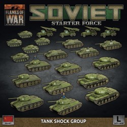 Soviet Starter Force Tank Shock Group