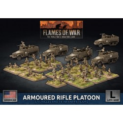 Armored Rifle Platoon (Plastic) US