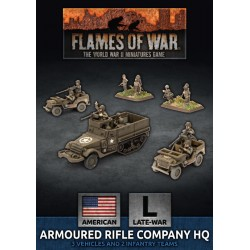Armored Rifle Company HQ (Plastic) US