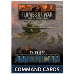 D-DAY: COMMAND CARDS