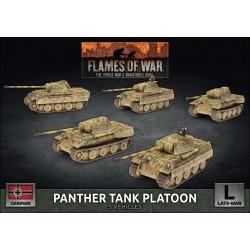 Panther Tank Platoon