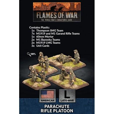 Parachute Rifle Platoon