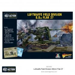 Luftwaffe Field Division 88mm Flak 37