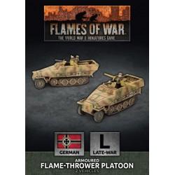 Armoured Flame-thrower Platoon