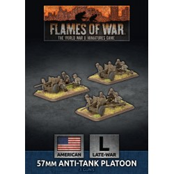 57mm Anti-Tank Platoon (Plastic)
