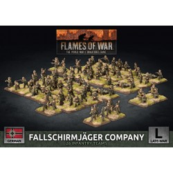 Fallschirmjager Company (Plastic)FALLSCHIRMJAGER COMPANY (PLASTIC)