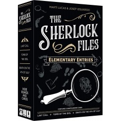Sherlock Files Elementary Entries