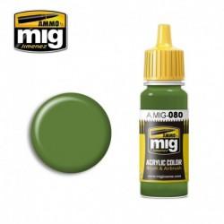 BRIGHT GREEN AMT-4