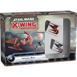 X-Wing Miniatures - Imperial Aces Expansion Pack