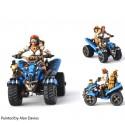 Skinners Trike (Quad): Shestopyor